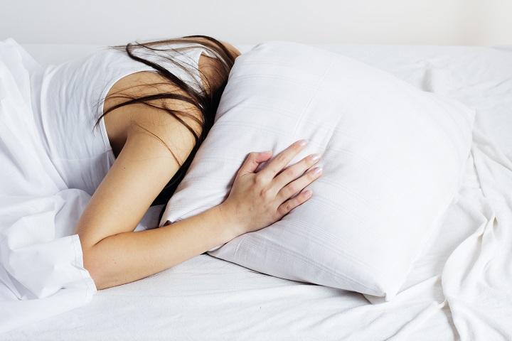 Schlafstörungen durch eine schlechte Matratze